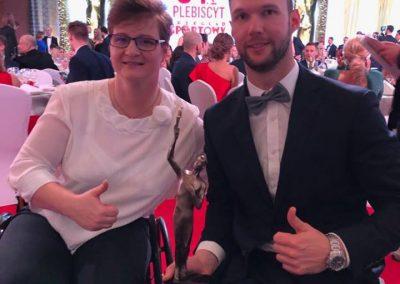 Michał Kotkowski wśród nominowanych do Niepełnosprawnego Sportowca Roku 2018 6 - Start Poznań
