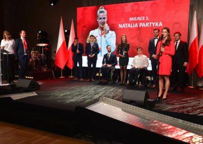 Wielkie święto polskiego sportu paraolimpijskiego - PREZYDENT NA GALI PARAOLIMPIJSKIEJ 3 - Start Poznań