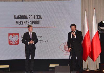 Wielkie święto polskiego sportu paraolimpijskiego - PREZYDENT NA GALI PARAOLIMPIJSKIEJ 4 - Start Poznań