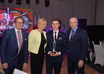 Wielkie święto polskiego sportu paraolimpijskiego - PREZYDENT NA GALI PARAOLIMPIJSKIEJ 19 - Start Poznań