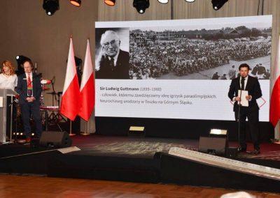Wielkie święto polskiego sportu paraolimpijskiego - PREZYDENT NA GALI PARAOLIMPIJSKIEJ 20 - Start Poznań