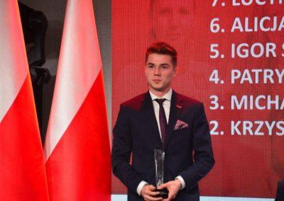 Wielkie święto polskiego sportu paraolimpijskiego - PREZYDENT NA GALI PARAOLIMPIJSKIEJ 26 - Start Poznań