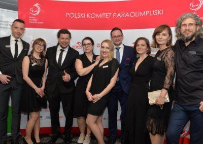 Wielkie święto polskiego sportu paraolimpijskiego - PREZYDENT NA GALI PARAOLIMPIJSKIEJ 27 - Start Poznań