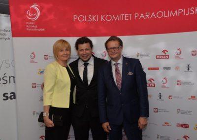 Wielkie święto polskiego sportu paraolimpijskiego - PREZYDENT NA GALI PARAOLIMPIJSKIEJ 28 - Start Poznań