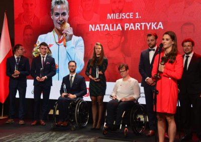Wielkie święto polskiego sportu paraolimpijskiego - PREZYDENT NA GALI PARAOLIMPIJSKIEJ 33 - Start Poznań
