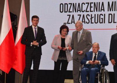 Wielkie święto polskiego sportu paraolimpijskiego - PREZYDENT NA GALI PARAOLIMPIJSKIEJ 35 - Start Poznań