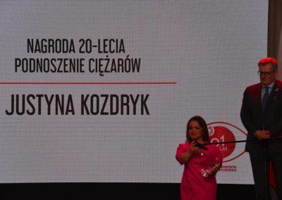 Wielkie święto polskiego sportu paraolimpijskiego - PREZYDENT NA GALI PARAOLIMPIJSKIEJ 36 - Start Poznań