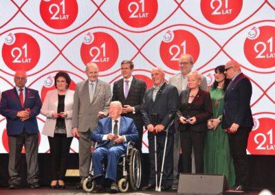 Wielkie święto polskiego sportu paraolimpijskiego - PREZYDENT NA GALI PARAOLIMPIJSKIEJ 38 - Start Poznań