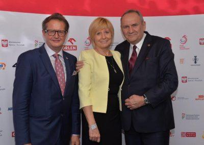 Wielkie święto polskiego sportu paraolimpijskiego - PREZYDENT NA GALI PARAOLIMPIJSKIEJ 39 - Start Poznań