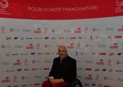 Wielkie święto polskiego sportu paraolimpijskiego - PREZYDENT NA GALI PARAOLIMPIJSKIEJ 44 - Start Poznań