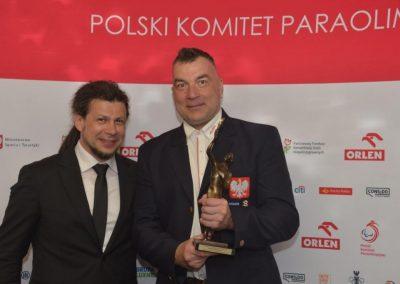 Wielkie święto polskiego sportu paraolimpijskiego - PREZYDENT NA GALI PARAOLIMPIJSKIEJ 47 - Start Poznań