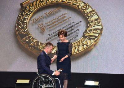 Wielkie święto polskiego sportu paraolimpijskiego - PREZYDENT NA GALI PARAOLIMPIJSKIEJ 49 - Start Poznań