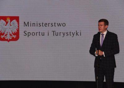 Wielkie święto polskiego sportu paraolimpijskiego - PREZYDENT NA GALI PARAOLIMPIJSKIEJ 55 - Start Poznań