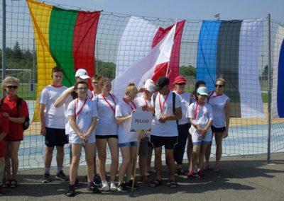 Europejskie Igrzyska w Czechach 3 - Start Poznań