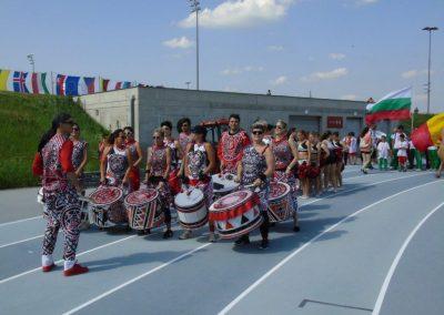 Europejskie Igrzyska w Czechach 5 - Start Poznań