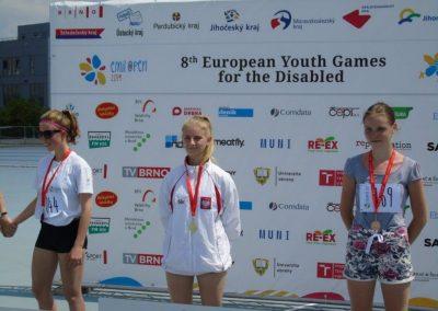 Europejskie Igrzyska w Czechach 8 - Start Poznań