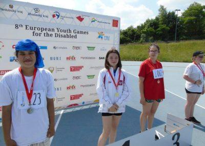 Europejskie Igrzyska w Czechach 10 - Start Poznań