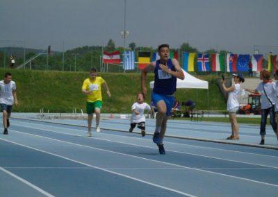 Europejskie Igrzyska w Czechach 13 - Start Poznań