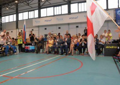 IV Międzynarodowy Turniej Bocci, Poznań 2019 otwarty  11 - Start Poznań