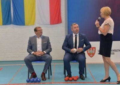 IV Międzynarodowy Turniej Bocci, Poznań 2019 otwarty  14 - Start Poznań