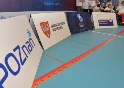 IV Międzynarodowy Turniej Bocci, Poznań 2019 otwarty  15 - Start Poznań