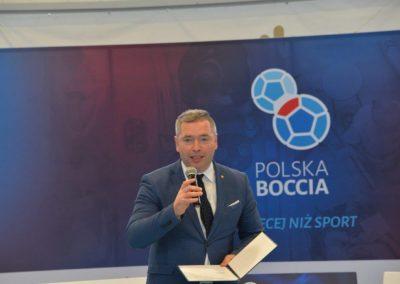 IV Międzynarodowy Turniej Bocci, Poznań 2019 otwarty  17 - Start Poznań