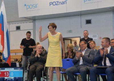 IV Międzynarodowy Turniej Bocci, Poznań 2019 otwarty  18 - Start Poznań