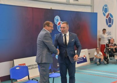 IV Międzynarodowy Turniej Bocci, Poznań 2019 otwarty  20 - Start Poznań