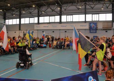 IV Międzynarodowy Turniej Bocci, Poznań 2019 otwarty  25 - Start Poznań
