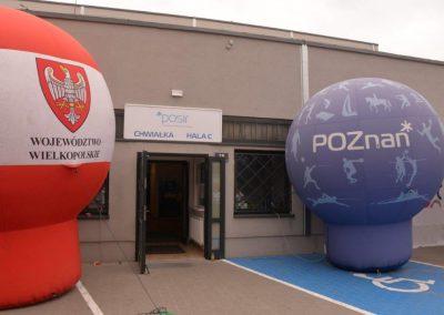IV Międzynarodowy Turniej Bocci, Poznań 2019 otwarty  26 - Start Poznań