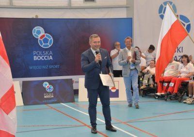 IV Międzynarodowy Turniej Bocci, Poznań 2019 otwarty  30 - Start Poznań