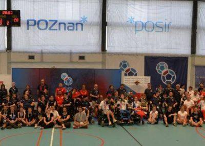 4 ty Międzynarodowy Turnieju Bocci, Poznań 2019 przeszedł do historii  1 - Start Poznań