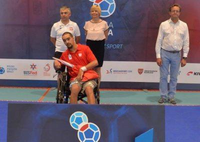 4 ty Międzynarodowy Turnieju Bocci, Poznań 2019 przeszedł do historii  10 - Start Poznań