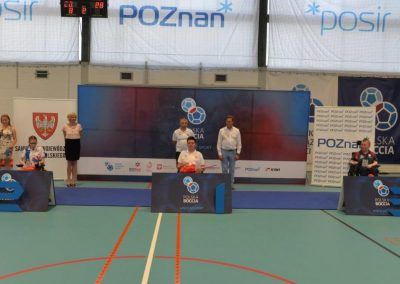 4 ty Międzynarodowy Turnieju Bocci, Poznań 2019 przeszedł do historii  16 - Start Poznań