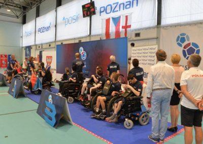 4 ty Międzynarodowy Turnieju Bocci, Poznań 2019 przeszedł do historii  19 - Start Poznań