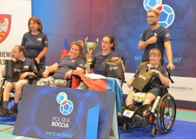 4 ty Międzynarodowy Turnieju Bocci, Poznań 2019 przeszedł do historii  20 - Start Poznań