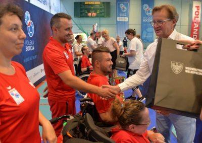 4 ty Międzynarodowy Turnieju Bocci, Poznań 2019 przeszedł do historii  23 - Start Poznań