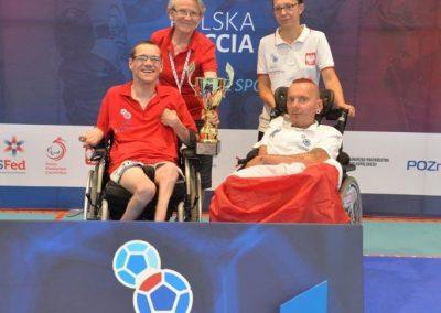4 ty Międzynarodowy Turnieju Bocci, Poznań 2019 przeszedł do historii  25 - Start Poznań