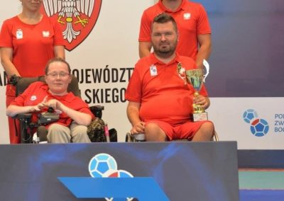 4 ty Międzynarodowy Turnieju Bocci, Poznań 2019 przeszedł do historii  27 - Start Poznań