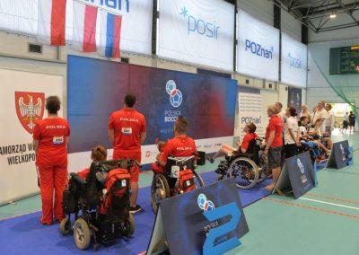 4 ty Międzynarodowy Turnieju Bocci, Poznań 2019 przeszedł do historii  28 - Start Poznań