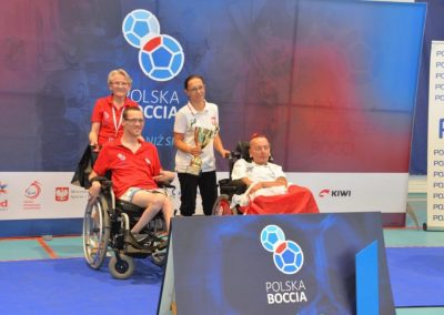4 ty Międzynarodowy Turnieju Bocci, Poznań 2019 przeszedł do historii  30 - Start Poznań