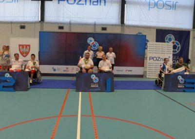 4 ty Międzynarodowy Turnieju Bocci, Poznań 2019 przeszedł do historii  31 - Start Poznań