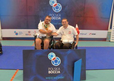 4 ty Międzynarodowy Turnieju Bocci, Poznań 2019 przeszedł do historii  32 - Start Poznań