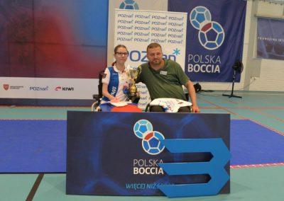 4 ty Międzynarodowy Turnieju Bocci, Poznań 2019 przeszedł do historii  33 - Start Poznań