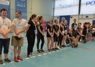 4 ty Międzynarodowy Turnieju Bocci, Poznań 2019 przeszedł do historii  37 - Start Poznań