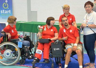 4 ty Międzynarodowy Turnieju Bocci, Poznań 2019 przeszedł do historii  43 - Start Poznań