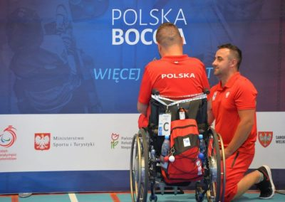 4 ty Międzynarodowy Turnieju Bocci, Poznań 2019 przeszedł do historii  45 - Start Poznań