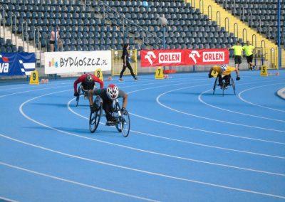 Sukcesy i medale lekkoatletów na 47 Paralekkoatletycznych Mistrzostwach Polski w Bydgoszczy  10 - Start Poznań