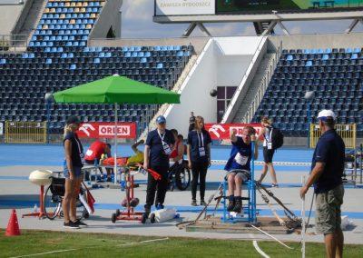 Sukcesy i medale lekkoatletów na 47 Paralekkoatletycznych Mistrzostwach Polski w Bydgoszczy  13 - Start Poznań