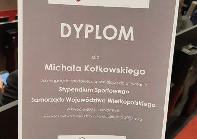 Michał Kotkowski – mamy dobrą wiadomość przed Twoimi startami w Dubaju! 1 - Start Poznań